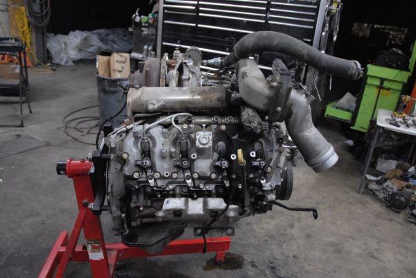 Project LBZ Part 1 Duramax build is underway – Lbz Engine Diagram