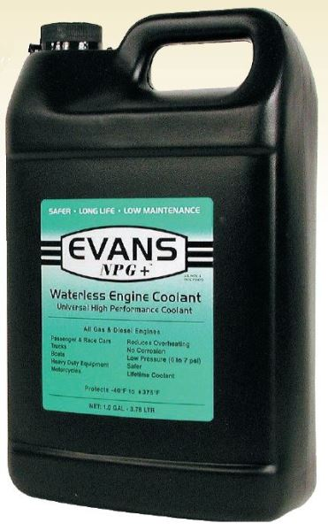 evans cooling npg waterless coolant system diesel tech magazine