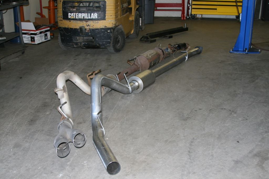The Fuel Saving Racing Machine Modifying 64l Workhorse Diesel Tech Magazine: 2008 Ford F 250 Exhaust System At Woreks.co