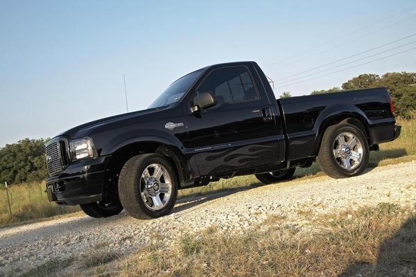 Half Sized Harley F250 From Crew Cab To Regular Cab Diesel