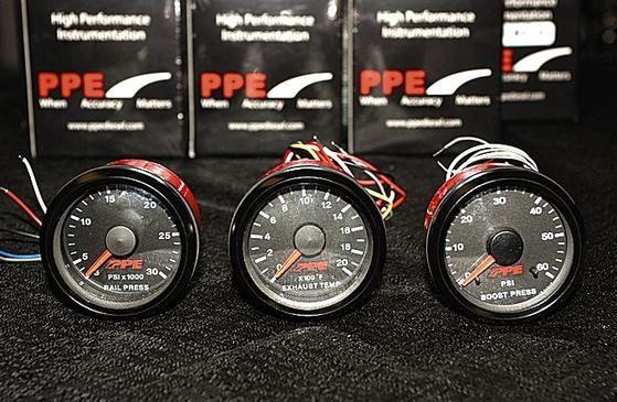 install ppe gauges installing ppe gauges and triple gauge mount lc2 wiring diagram lb7 gauge wiring diagram #35