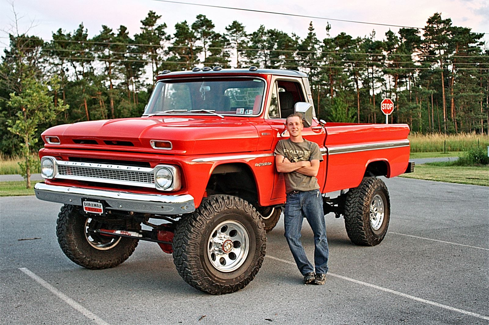 Back From the Past The classic Chevy C20 | Diesel Tech Magazine
