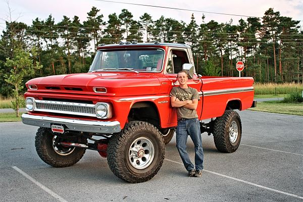 Back From the Past The classic Chevy C20 | Diesel Tech ...
