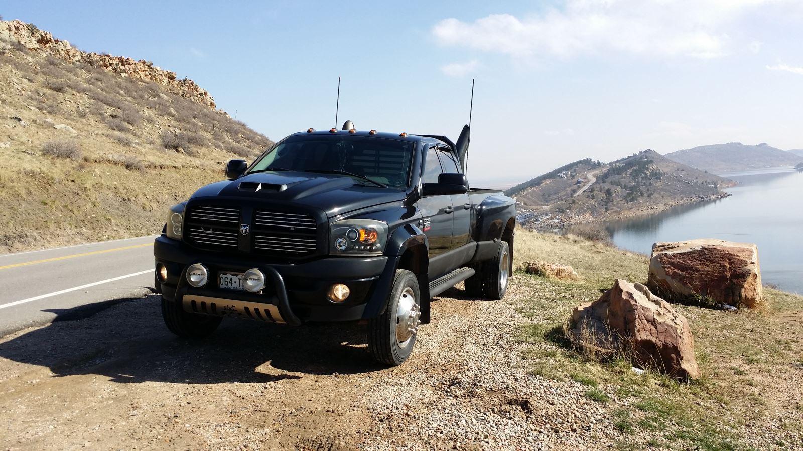Ram 5500 One Monstrous Build Diesel Tech Magazine