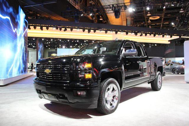 New Silverado Custom Sport Trim Diesel Tech Magazine
