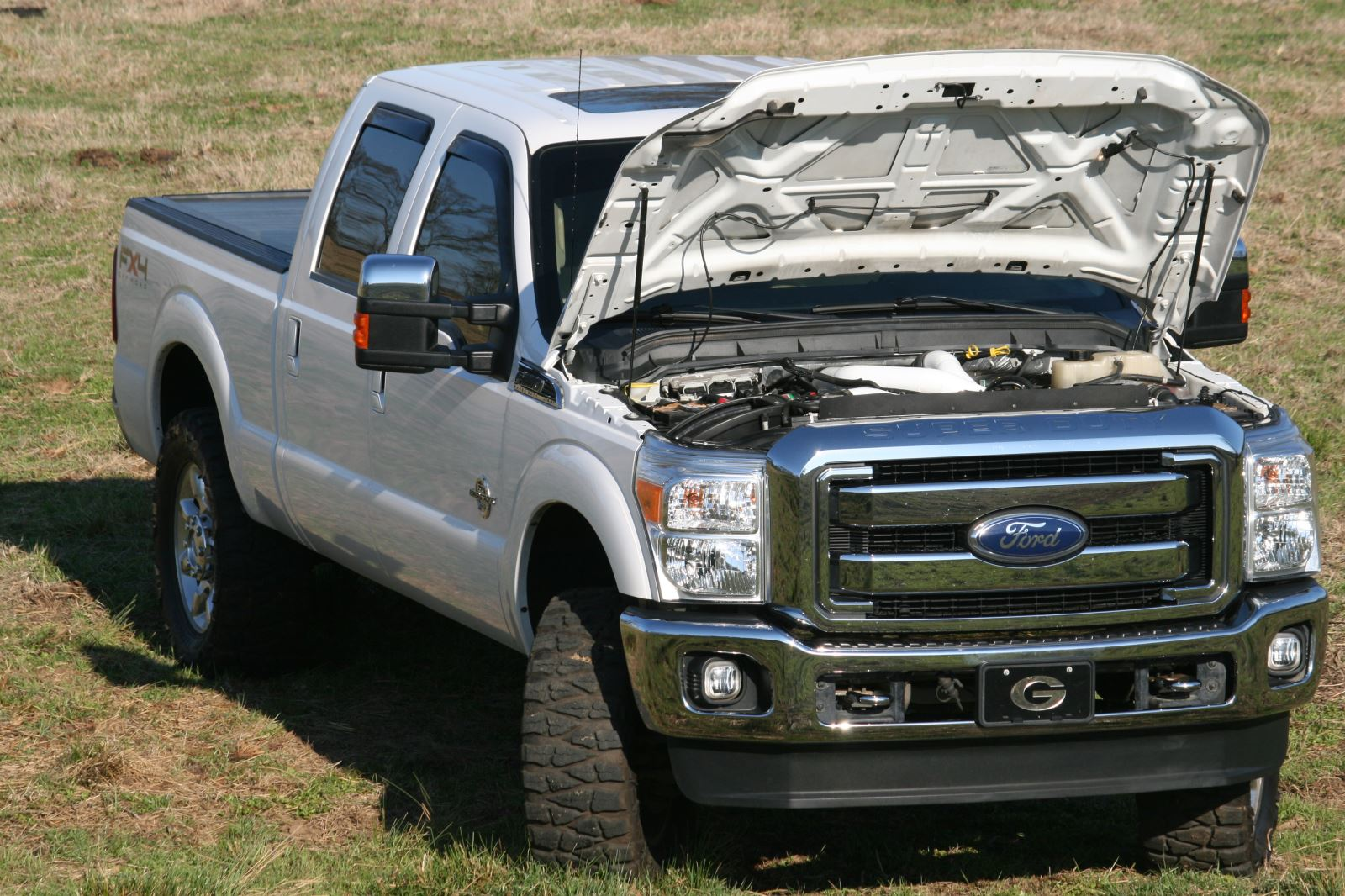 6.7 Powerstroke Problems >> 6 7l Power Stroke Turbo Problems Dt Install Diesel Tech Magazine
