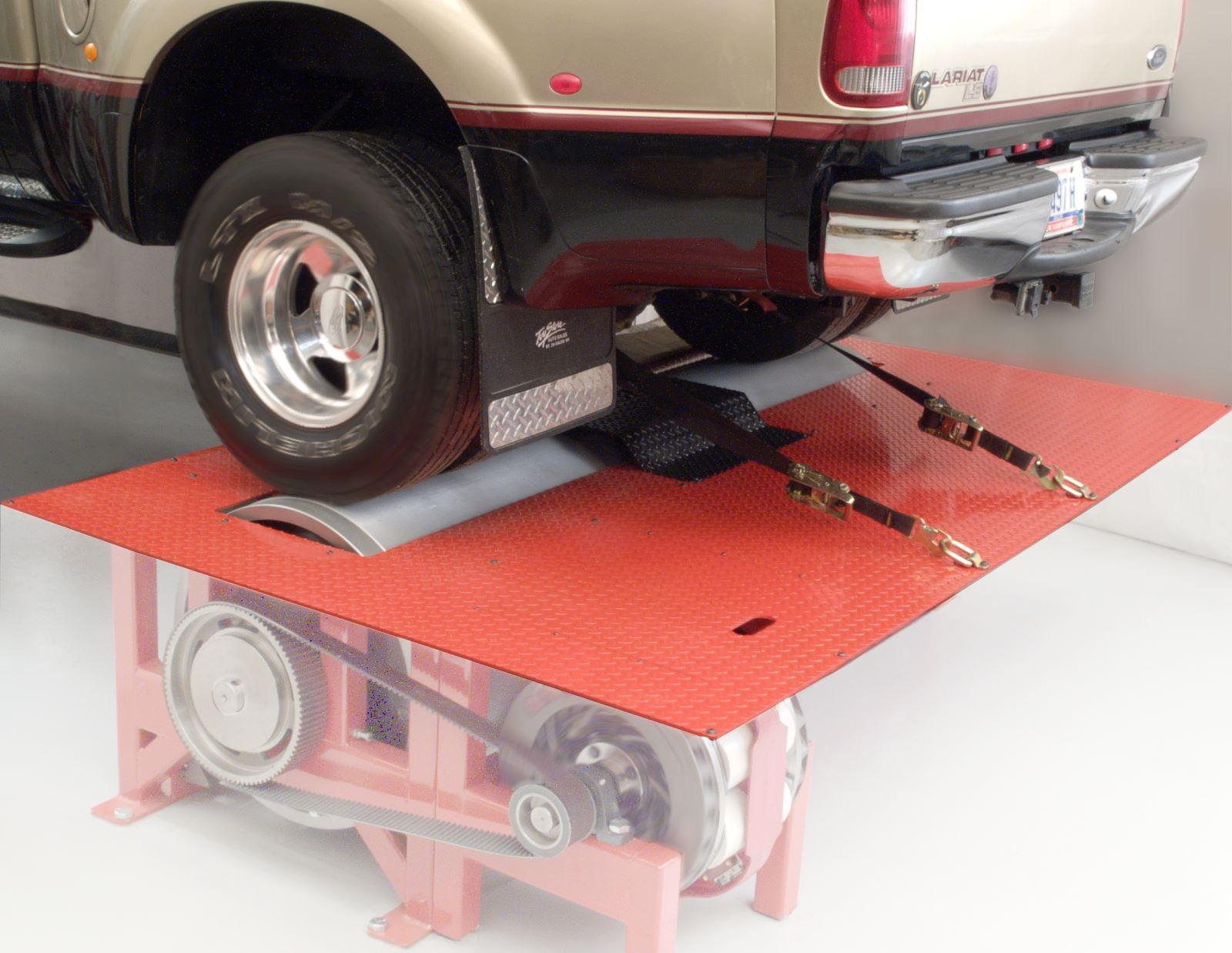 New Dynomite Truck Chassis Dynamometer Systems From Land