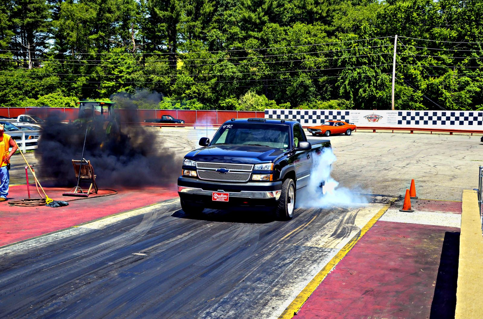 Fastest Stock Diesel Truck >> Fastest Manual Diesel Record Previous Record Shattered Diesel Tech