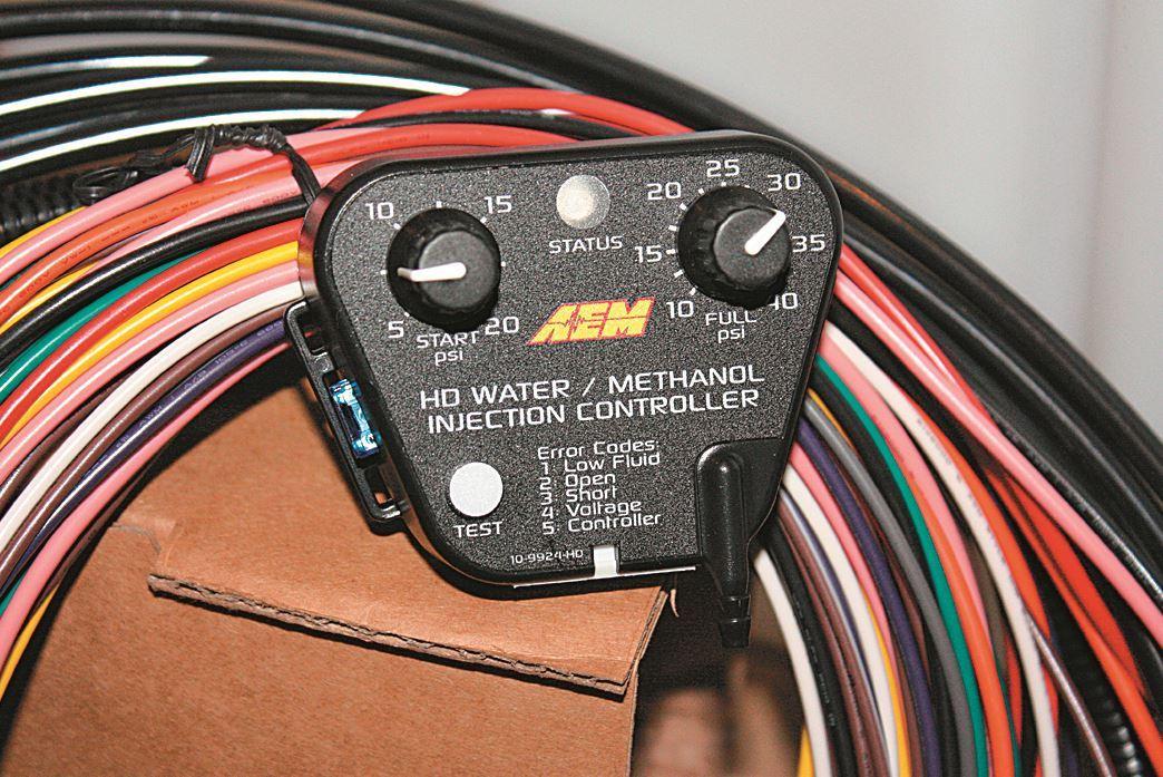 DT Install AEM Power Water Methanol Injection Diesel Tech Magazine - Aem water methanol kit wiring diagram