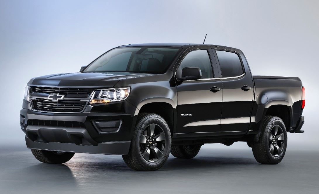Check Out The First Review For 2016 Chevy Colorado