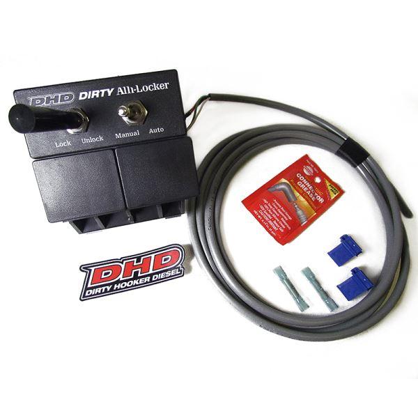 Torque Converter Lockup Switch From Dirty Hooker Diesel