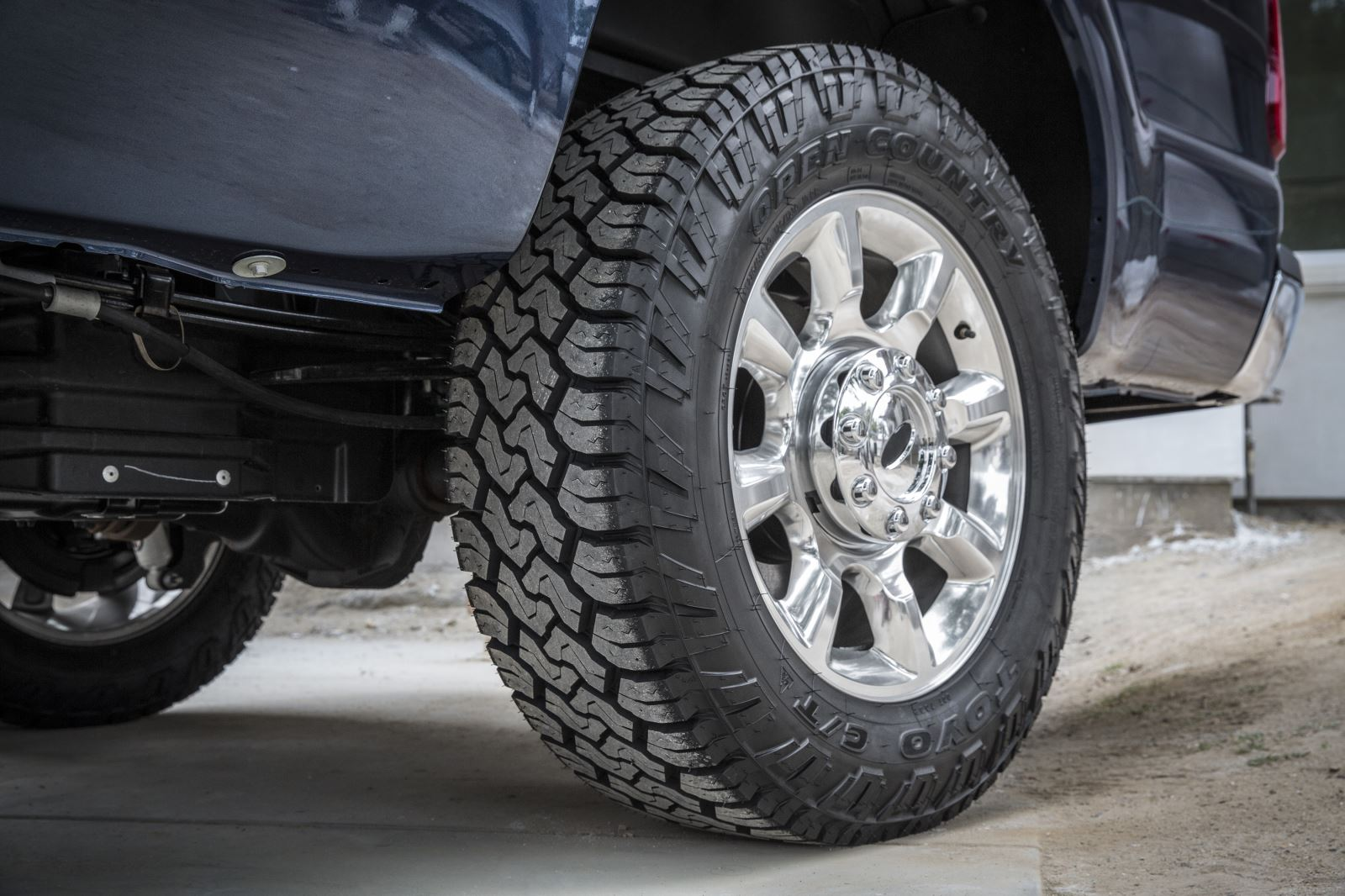 New Toyo Open Country Tires From Rugged To Refined