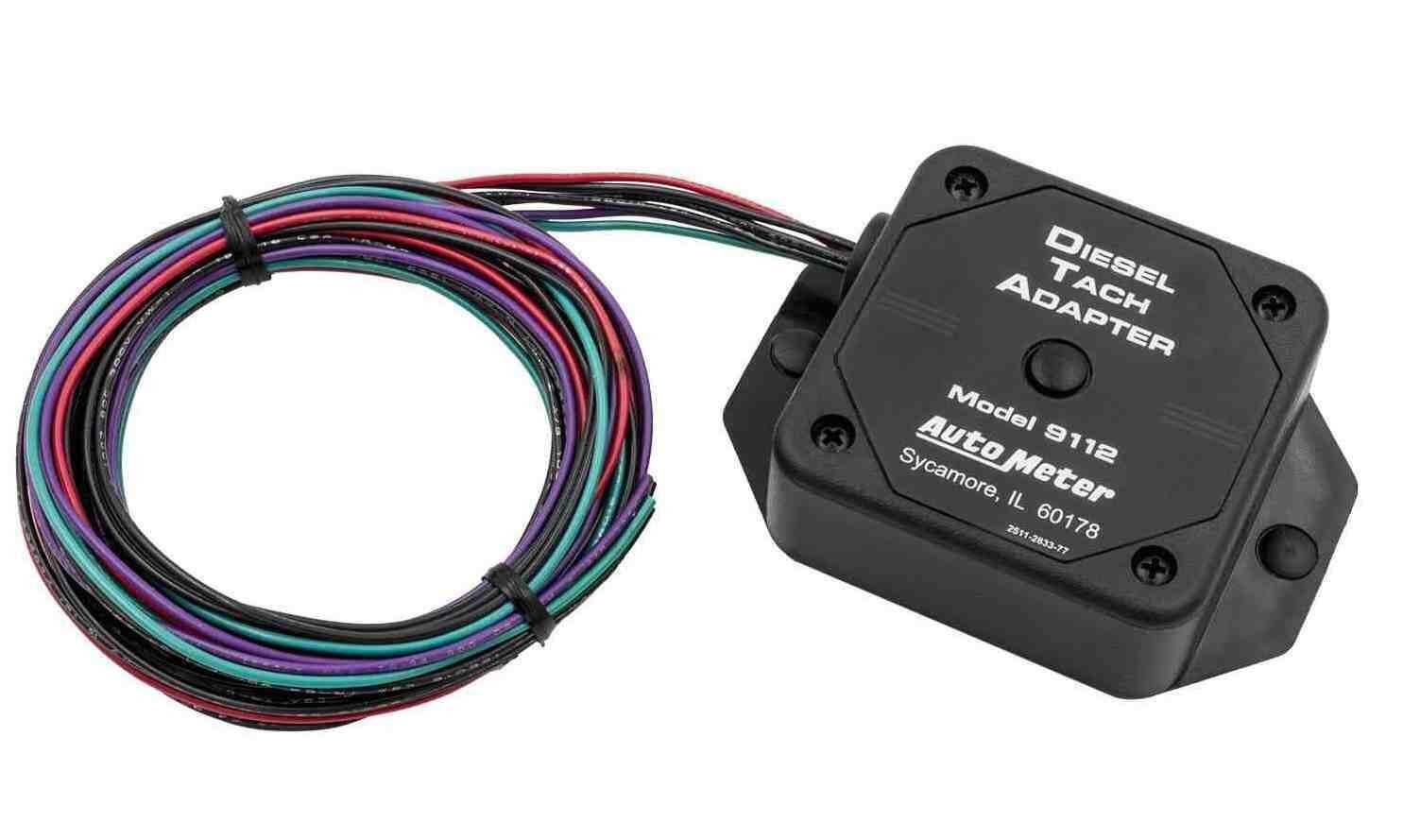 Auto Meter U0026 39 S Got That Easy Tach Installation