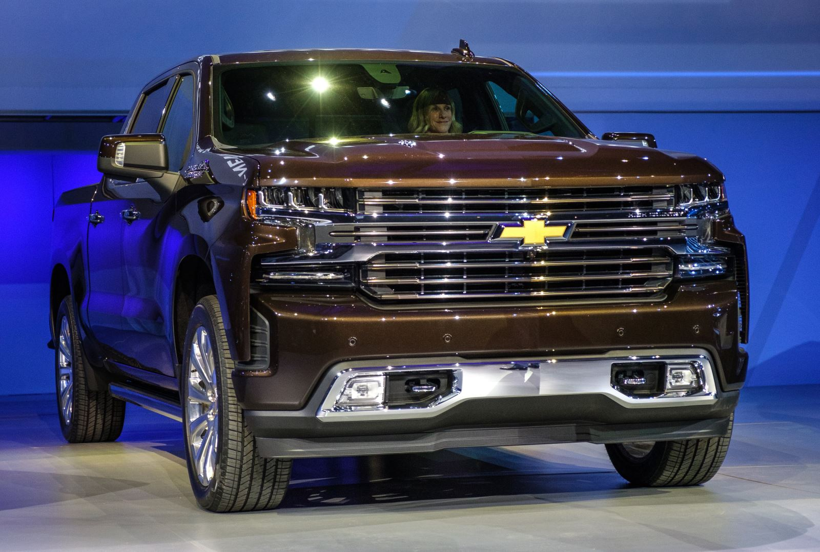 Silverado 1500 Diesel >> The 2019 Chevy 1500 Is Getting A Diesel Too Diesel Tech Magazine