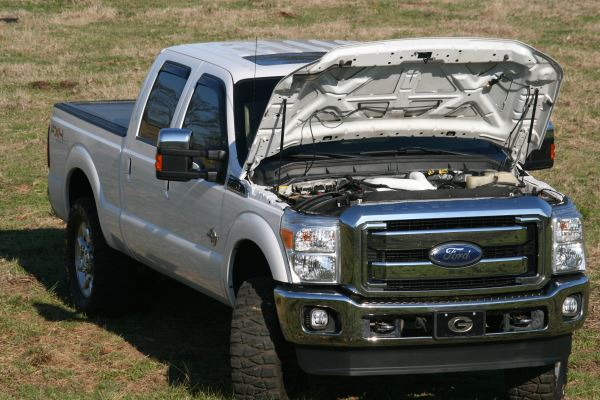 6 7l Power Stroke Turbo Problems Dt Install Diesel Tech Magazine