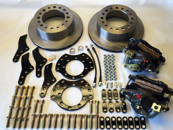 Circle Track Supply >> Rear Disc Brake Conversion Kits From Egr Brakes Diesel Tech Magazine