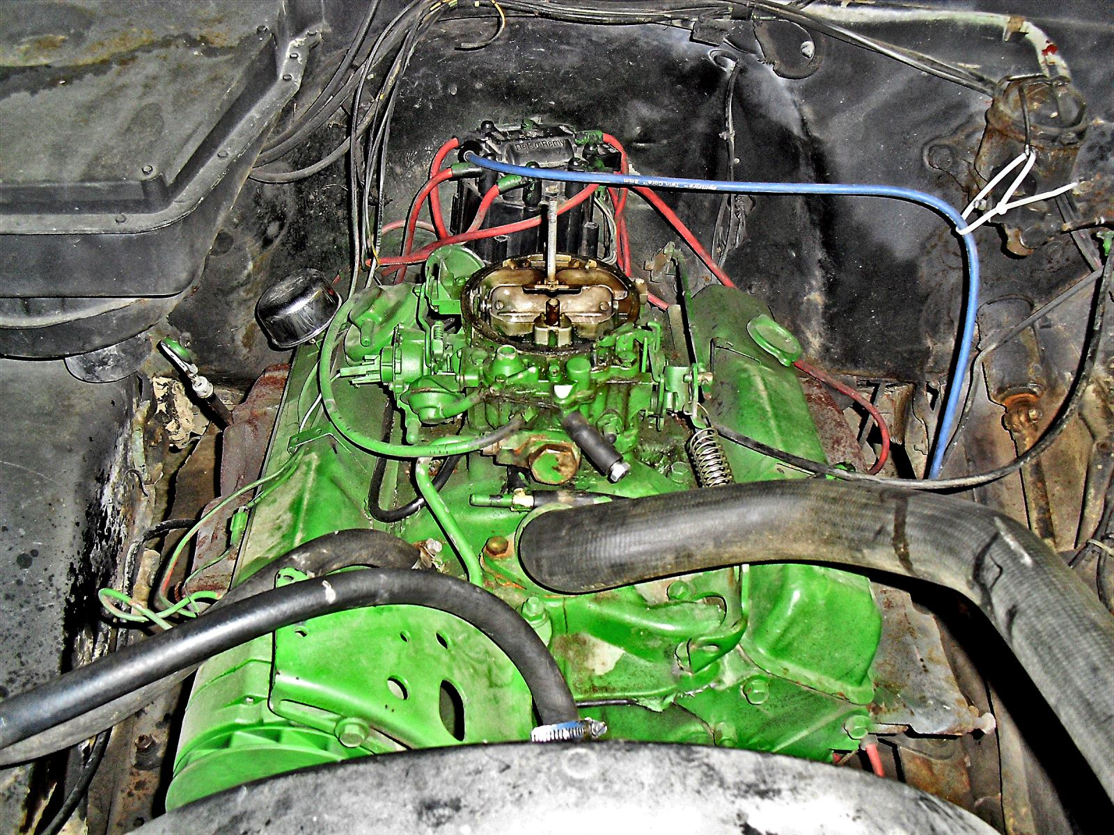 Back From The Past Classic Chevy C20 Diesel Tech Magazine Wiring