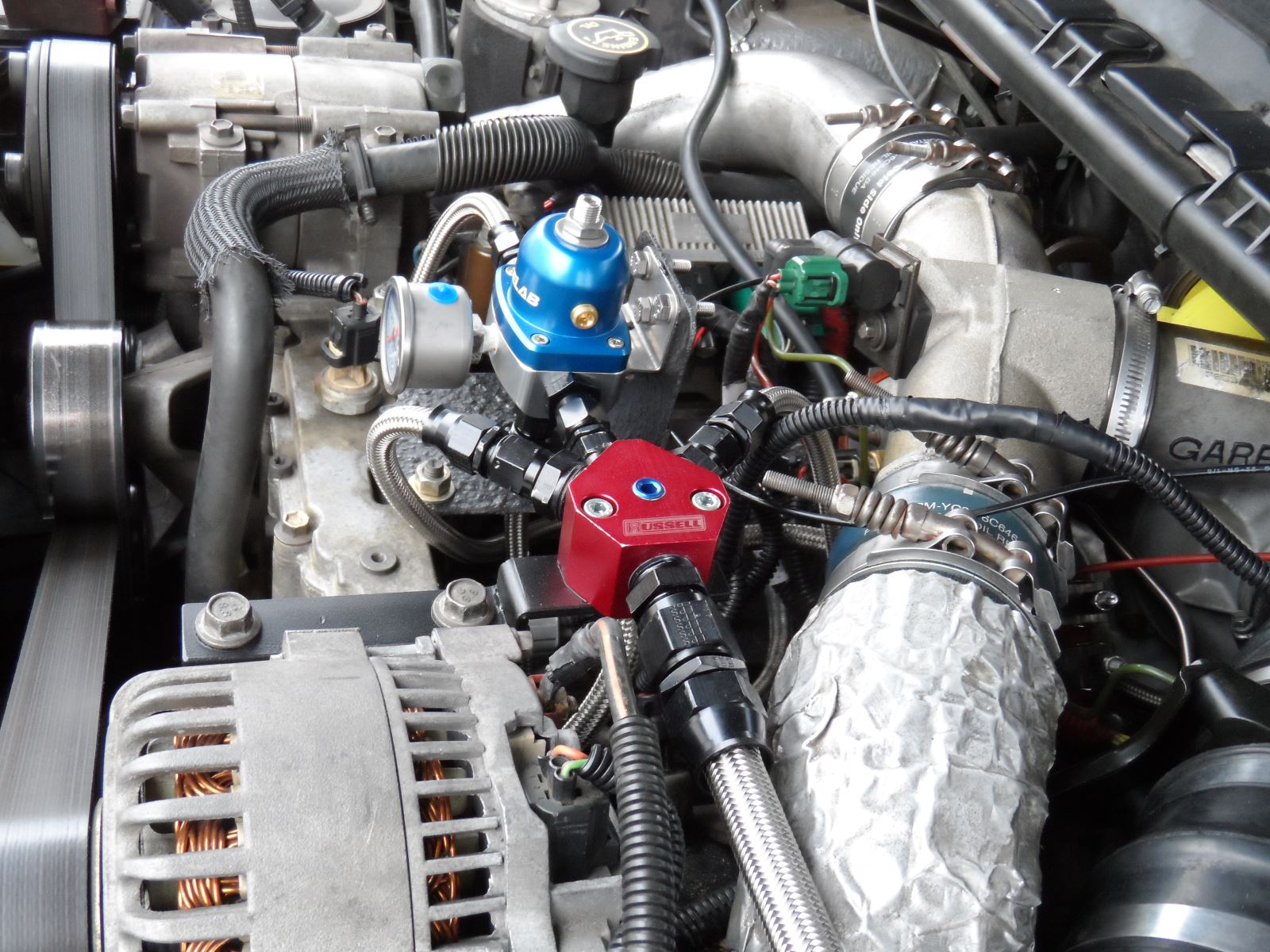 Building A Masterpiece Not Afraid To Over Do It Diesel Tech Magazine High Performance Fuel Filters