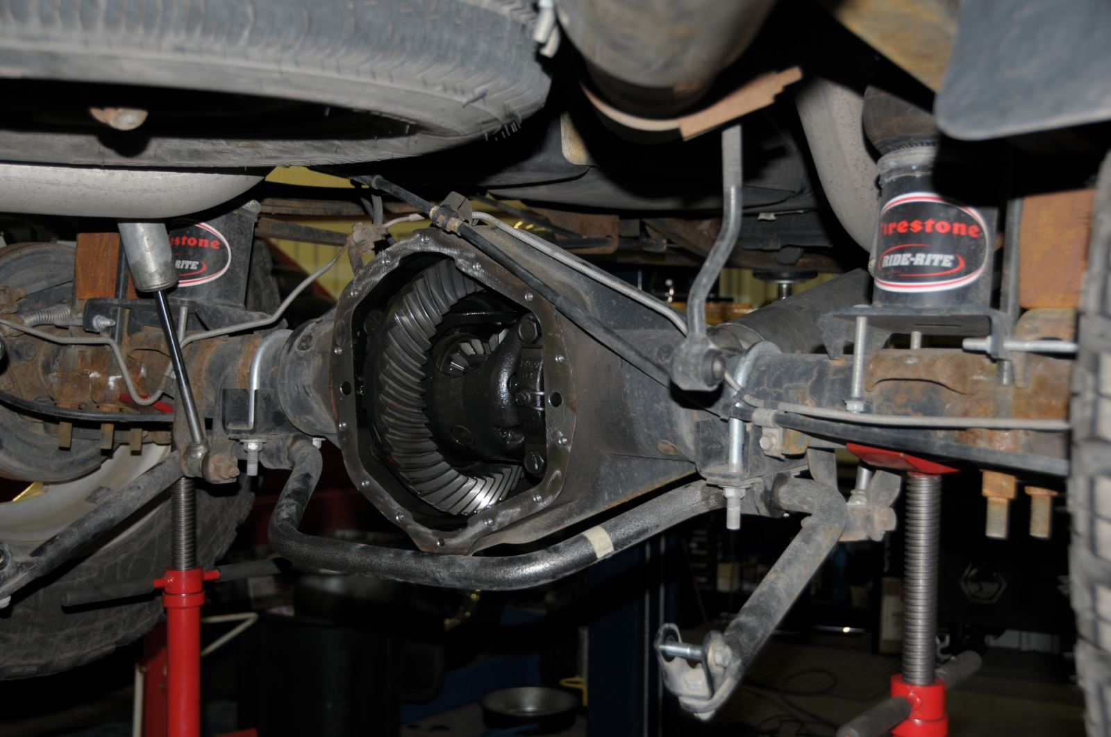 Axles Gears And A Whole Lot More Tech Corner With Levi Diesel Universals Rear Axle Available Part Diagrams 10 In Suspension The Program Has Had 100 Percent Placement Last Three Years Provides Future Mechanics Engineers Bright