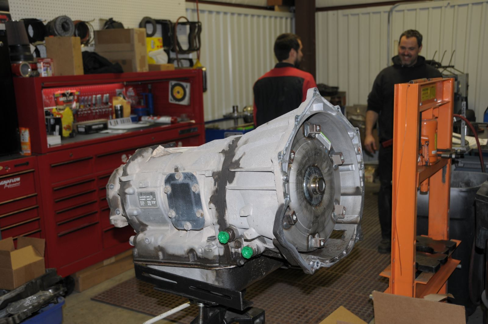 Standard Transmissions What you need to know | Diesel Tech Magazine