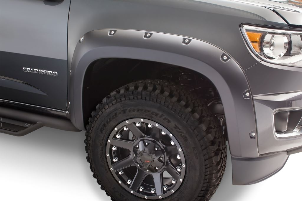 Bushwacker Fender Flares For The Chevy Colorado Diesel Tech Magazine