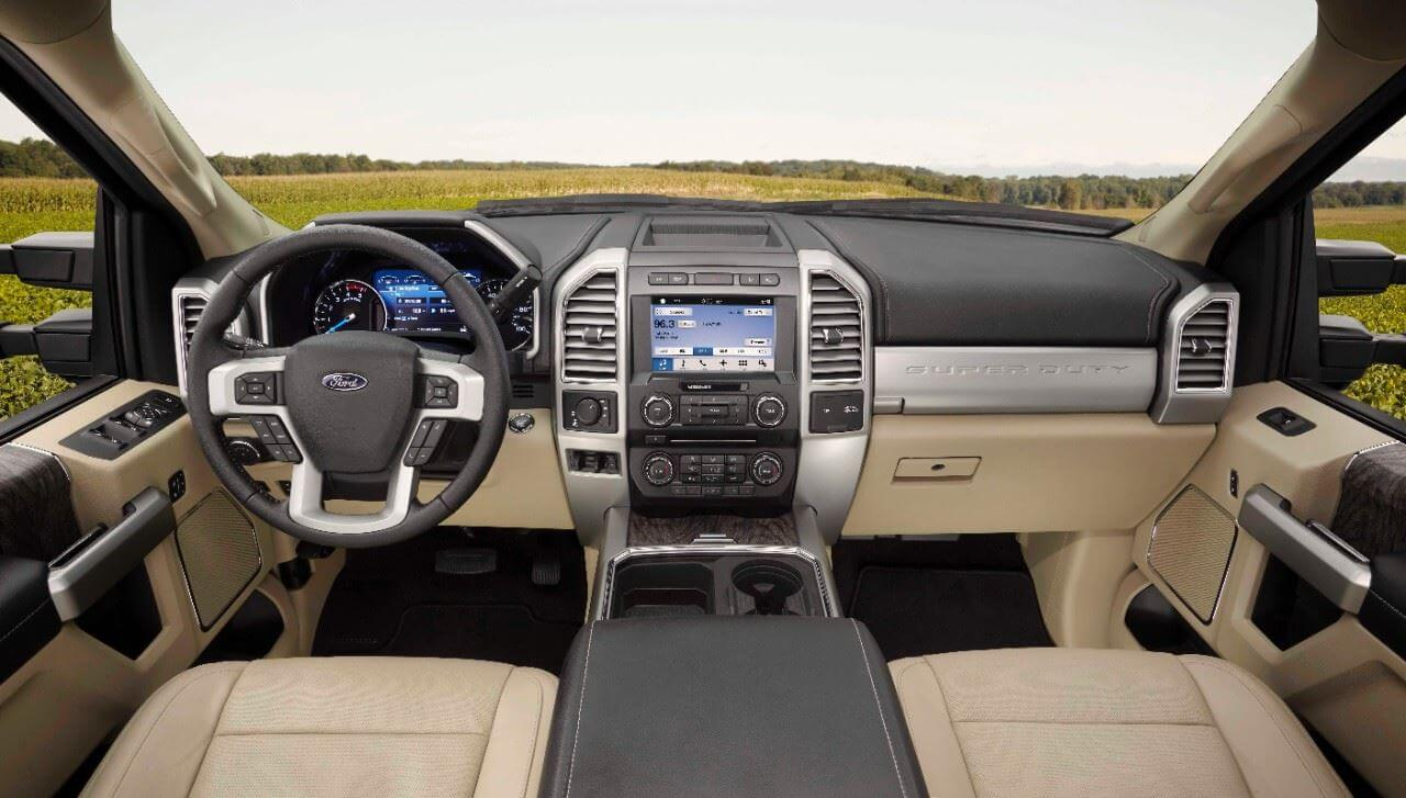 We Took The 2017 F350 For A Test Drive