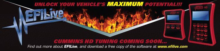 EFILive Will Soon Support Cummins HD Tuning | Diesel Tech