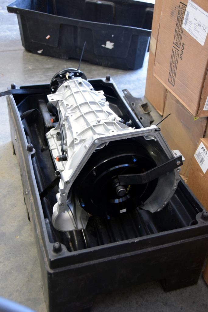 Bigger and Better: Replacing the Transmission on your 7 3L