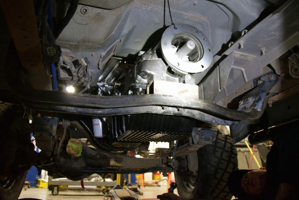 73 powerstroke manual transmission