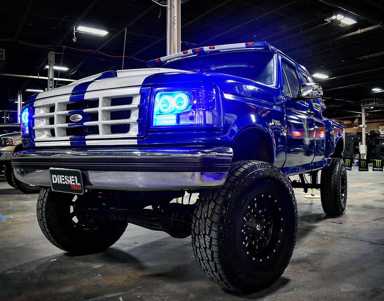 The Best Of Both Worlds OBS Ford, Meet Cummins | Diesel Tech Magazine